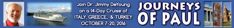 Join Jimmy on a Cruise to Greece, Turkey, and Italy - October 2016