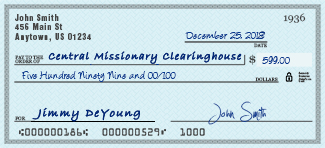 Central Missionary Clearinghouse
