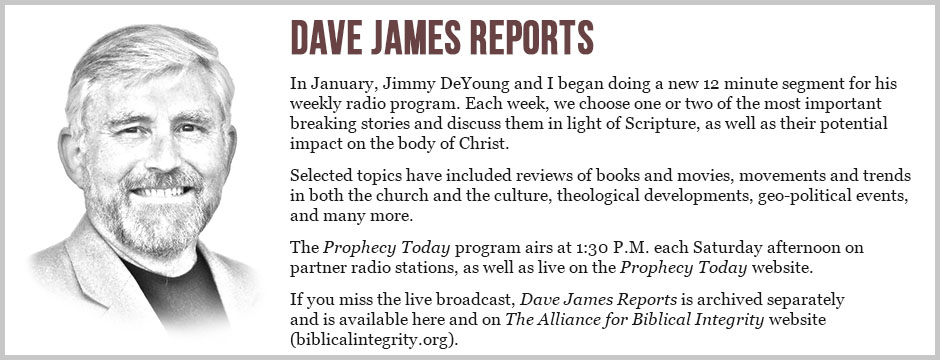 Dave James Reports