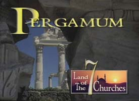 Pergamum and the Land of the 7 Churches